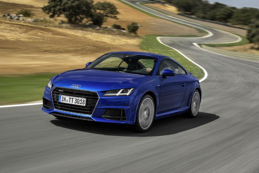 Audi TT S-Line Edition 1