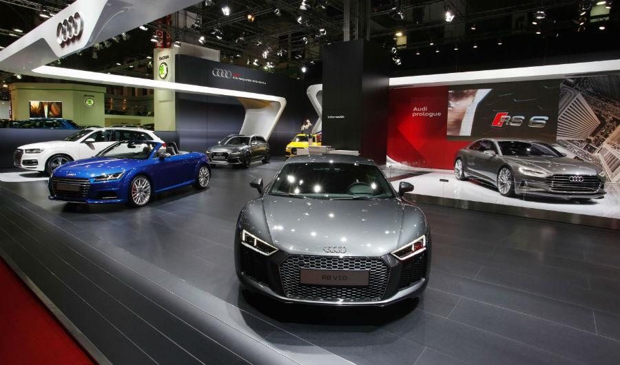 Audi en el Salón de Barcelona 2