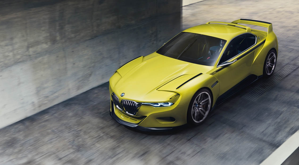 BMW 3.0 CSL Hommage 1