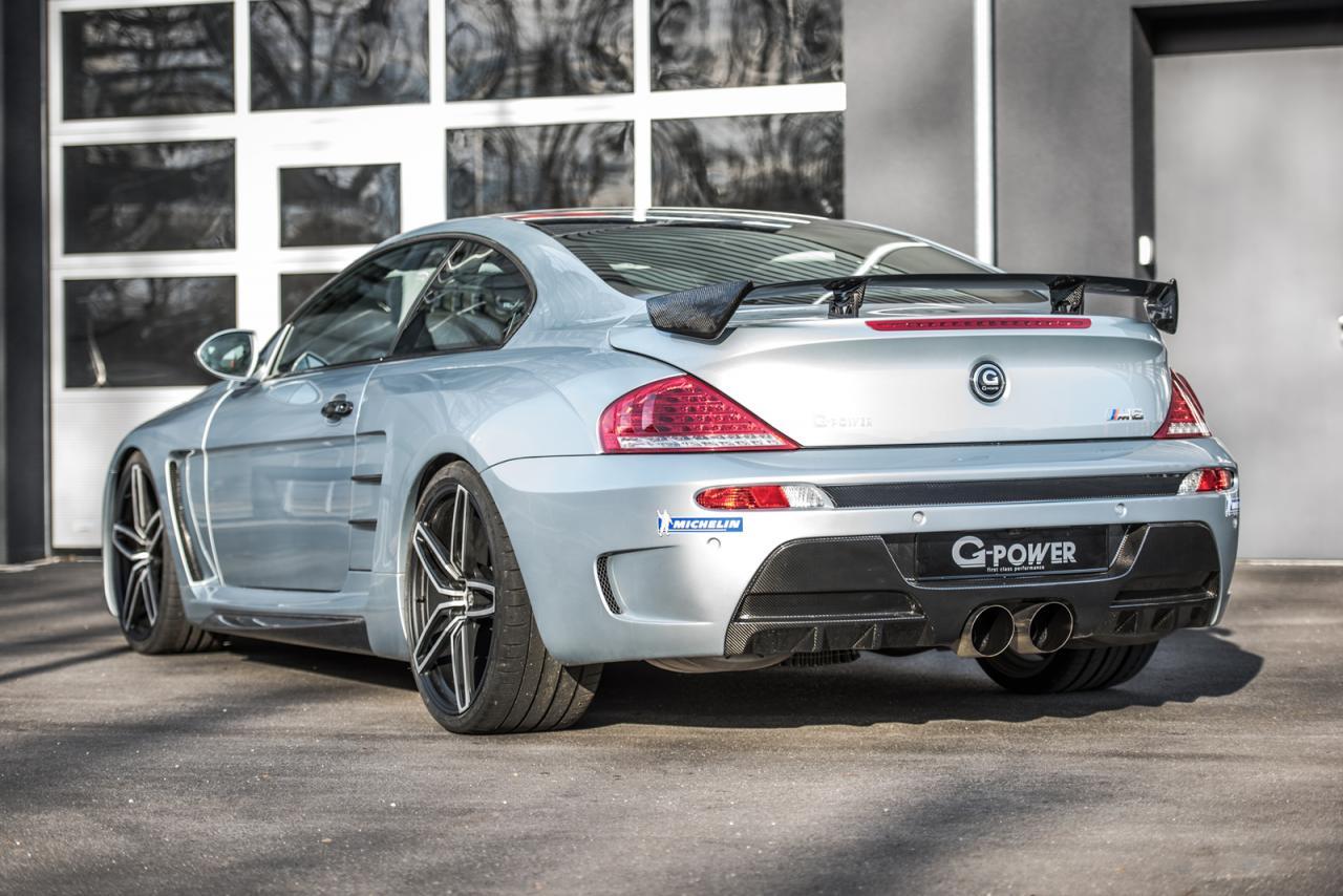 BMW M6 G-Power 2