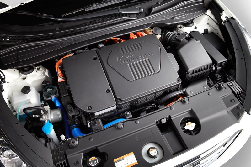 Hyundai Tucson Fuel Cell 2