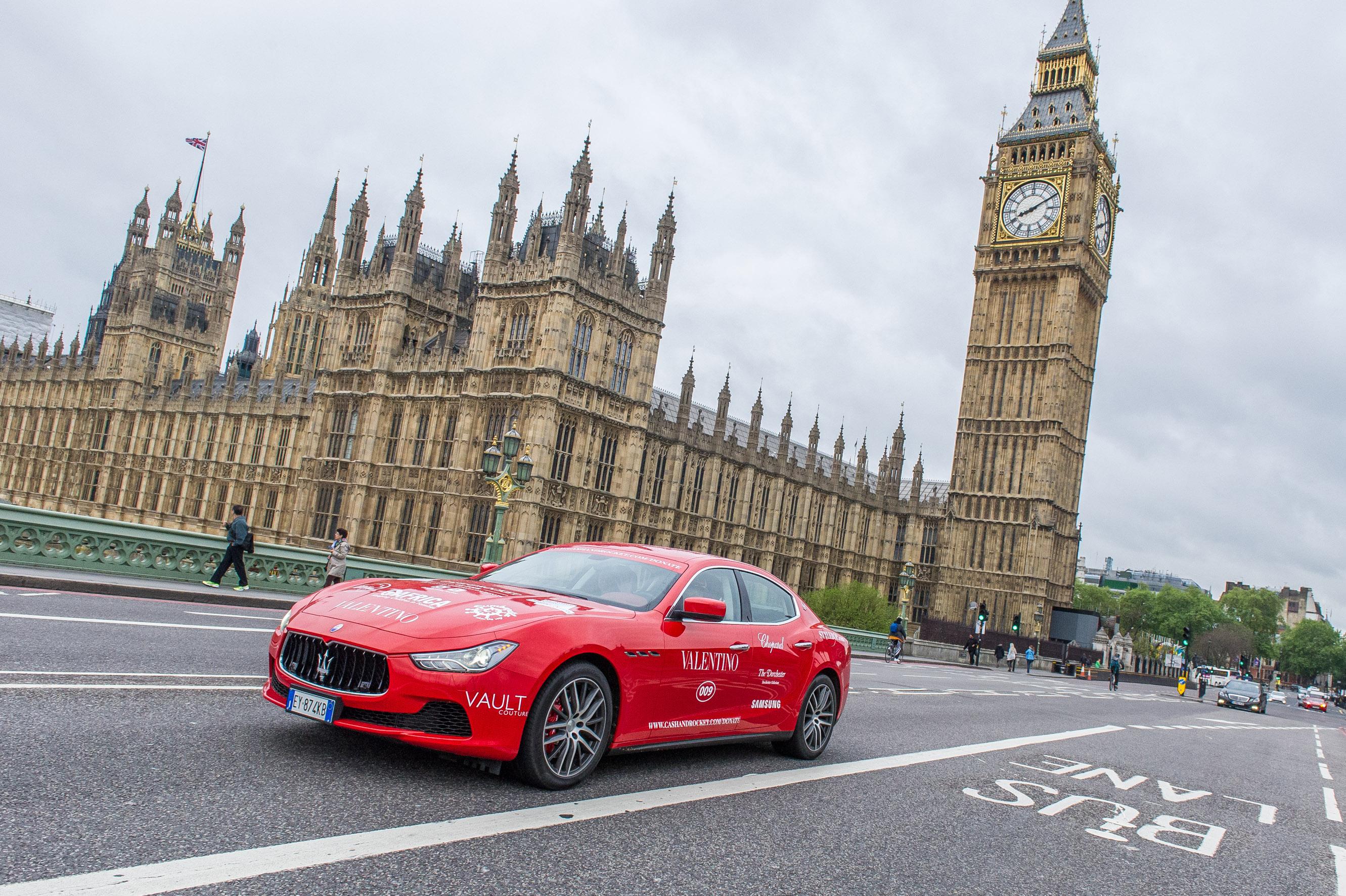 Maserati 9