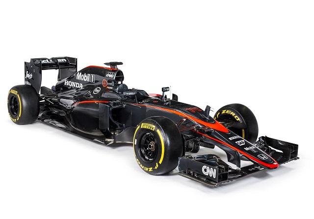 McLaren 1