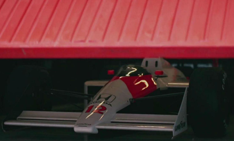 ¿Revive Ayrton Senna?