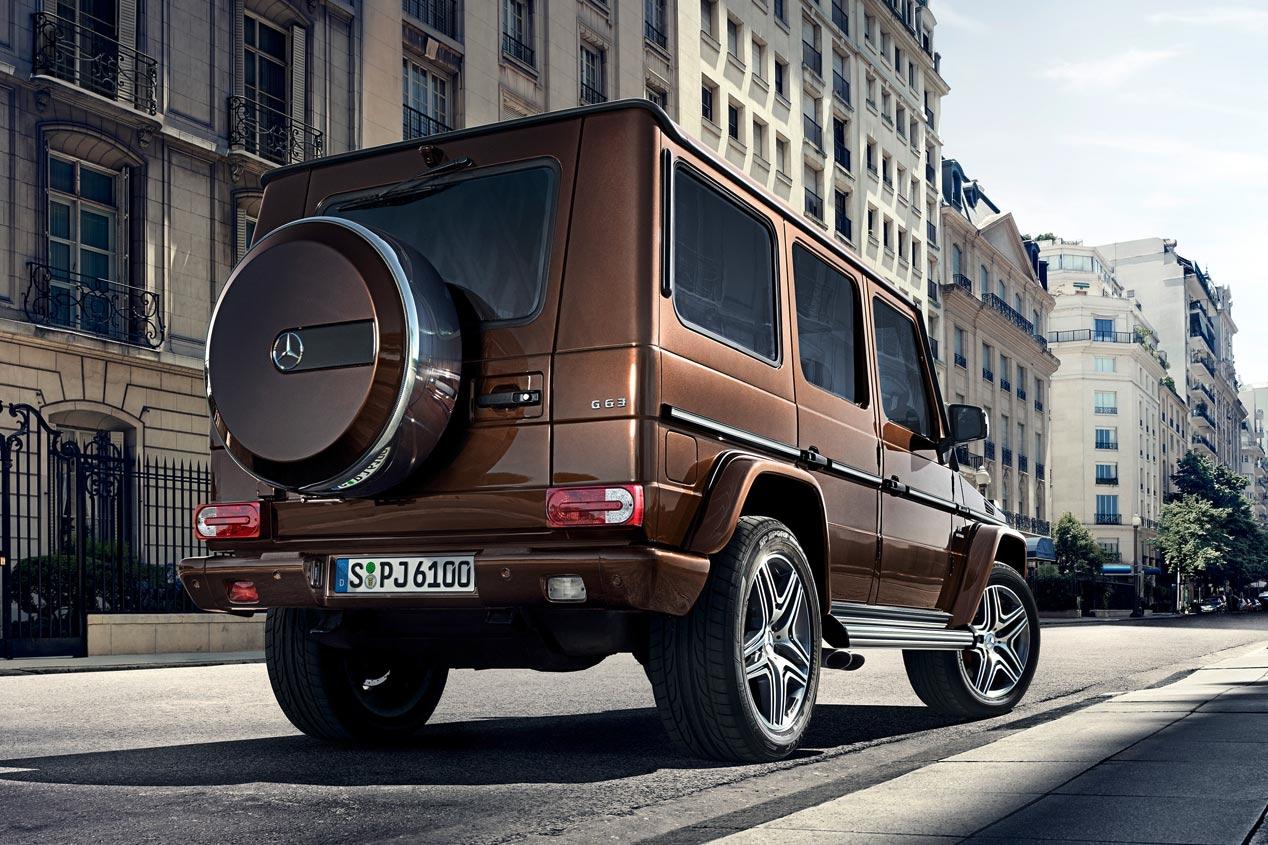 Mercedes Clase G 2