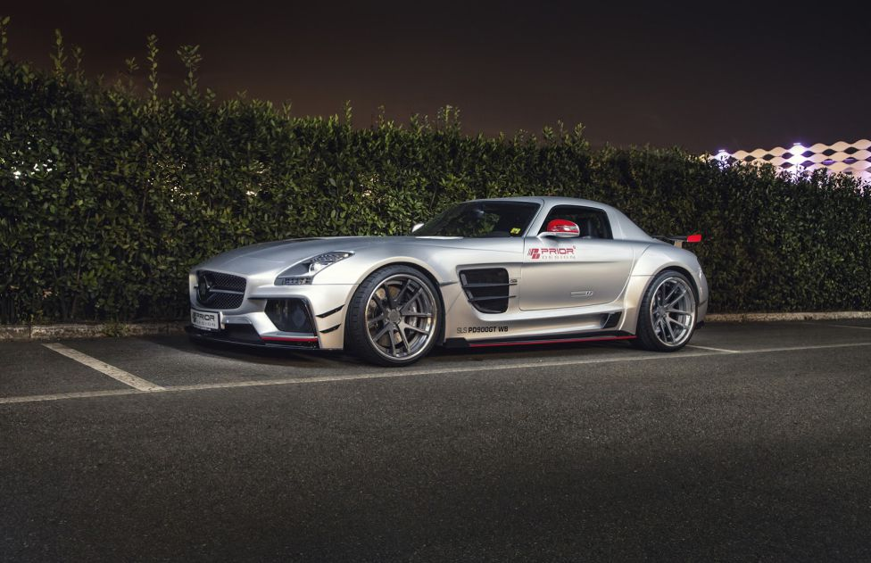 Mercedes SLS Prior Design