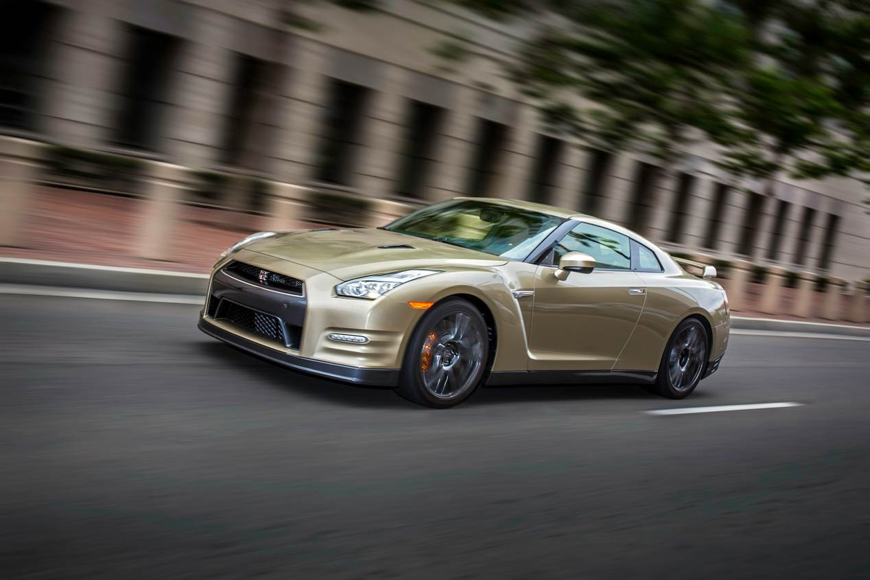Nissan GT-R 45 Aniversario: el sueño americano