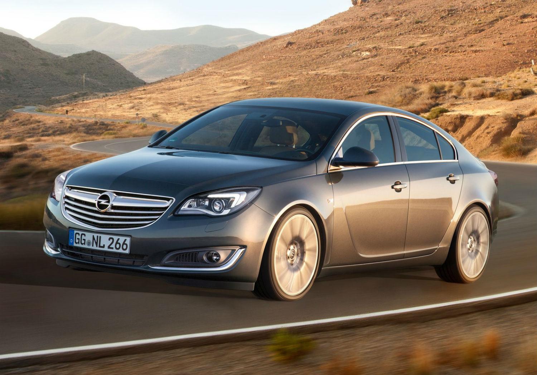 Berlinas: Opel Insignia 2.0 CDTI 120 CV