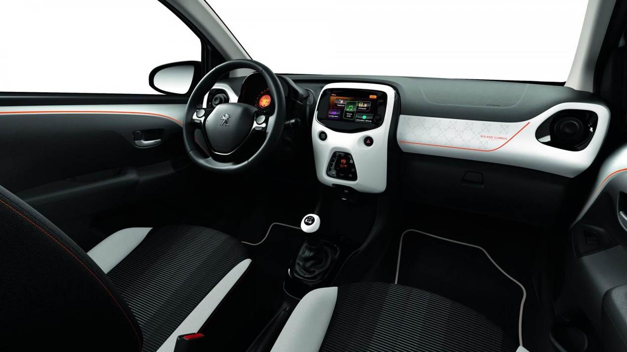 Peugeot 108 Roland Garros 2