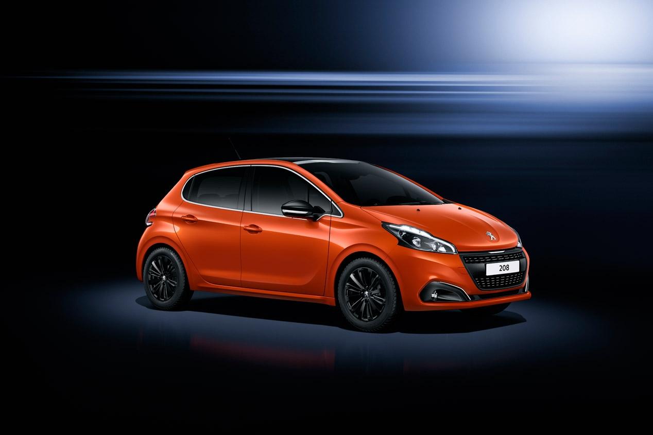 El nuevo Peugeot 208 llega a España