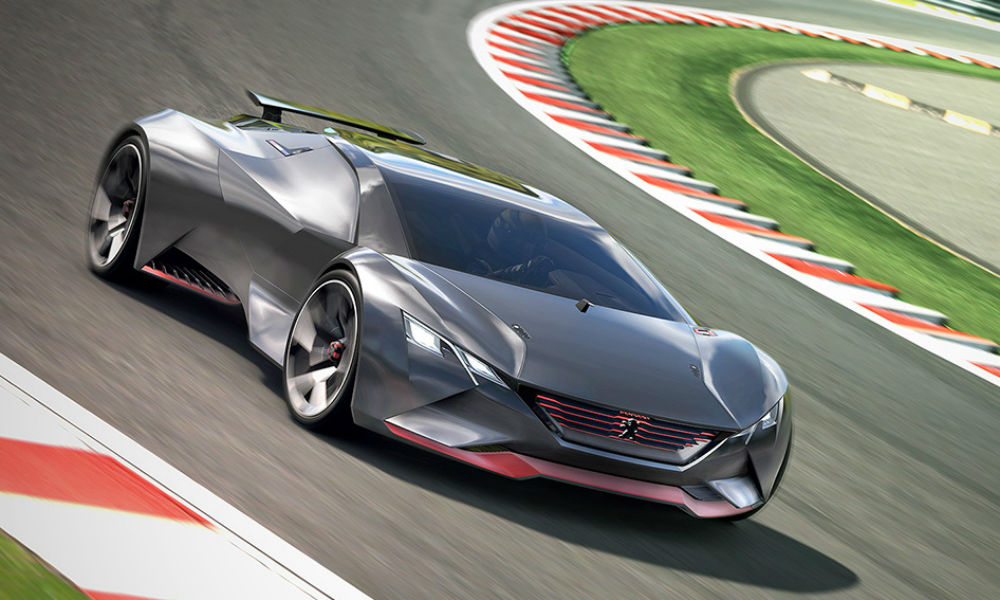 Peugeot Vision Gran Turismo 1