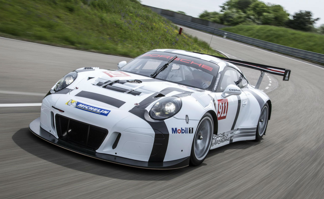 Porsche 911 GT3 R 5