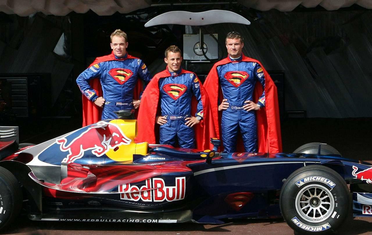 Red Bull Superman