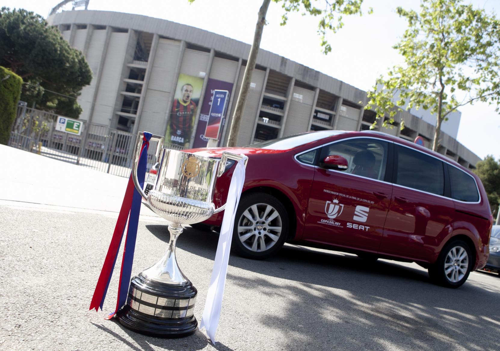 Seat Copa del Rey