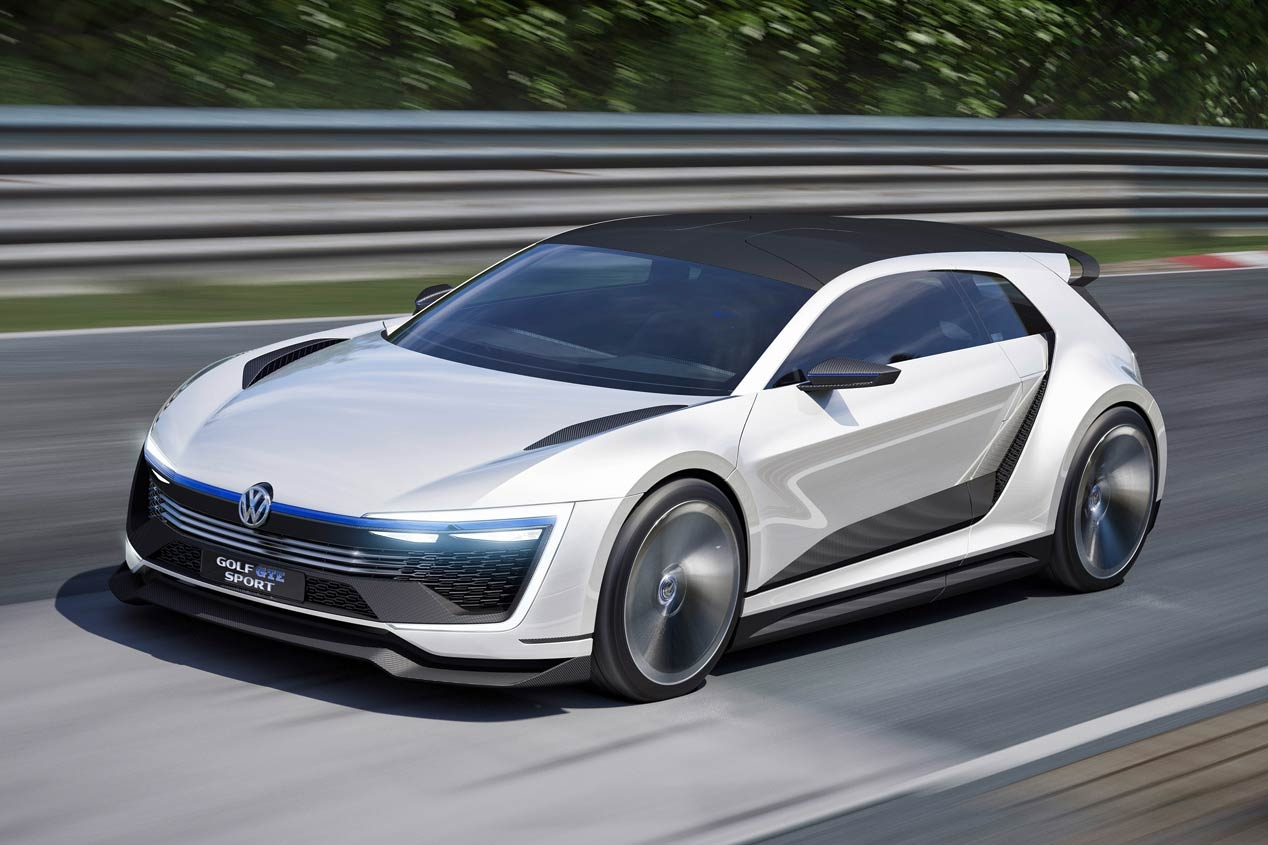 Volkswagen Golf GTE Sport 1
