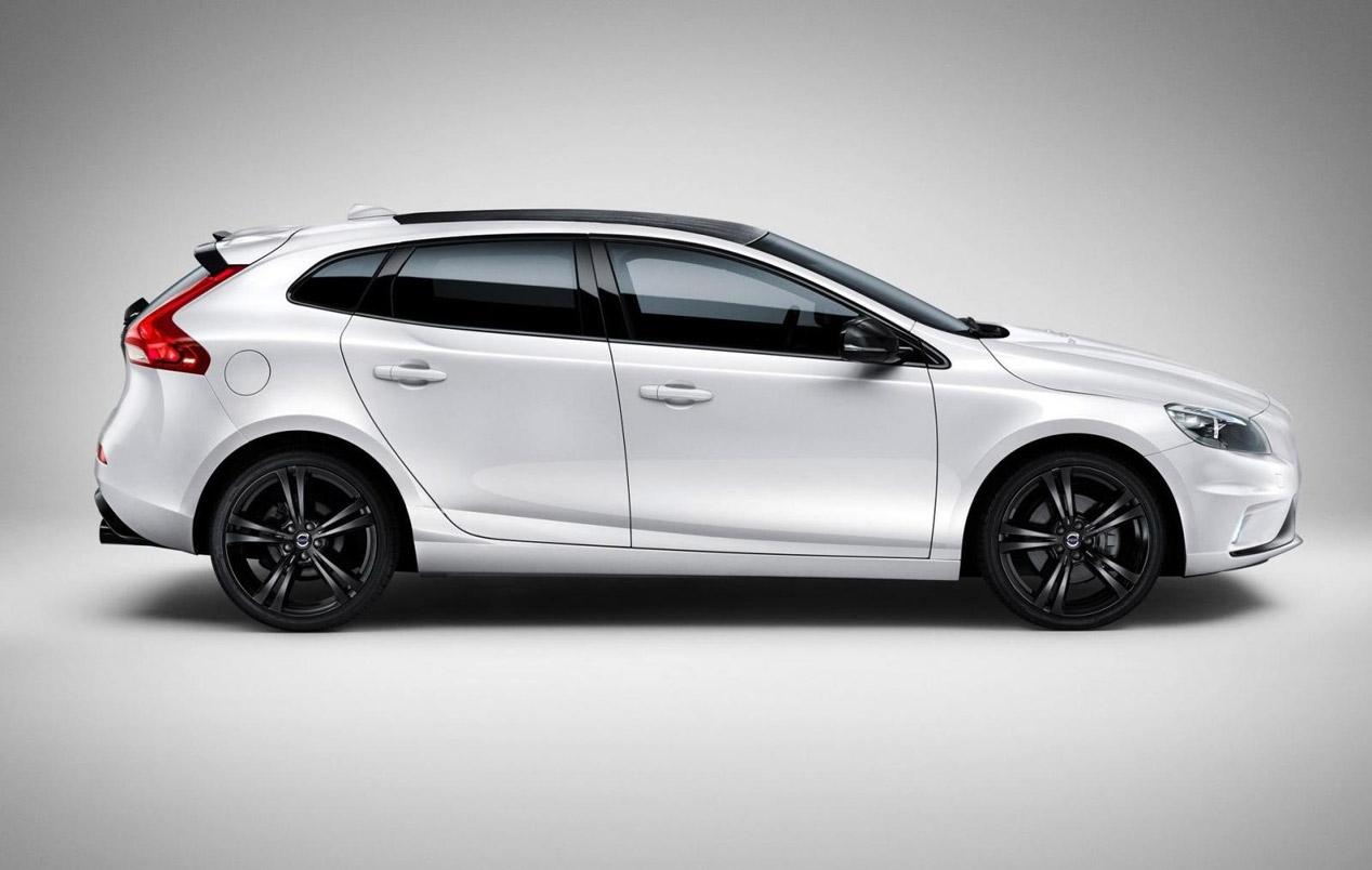 Volvo V40 Carbon Edition: ¿en tierra de nadie?