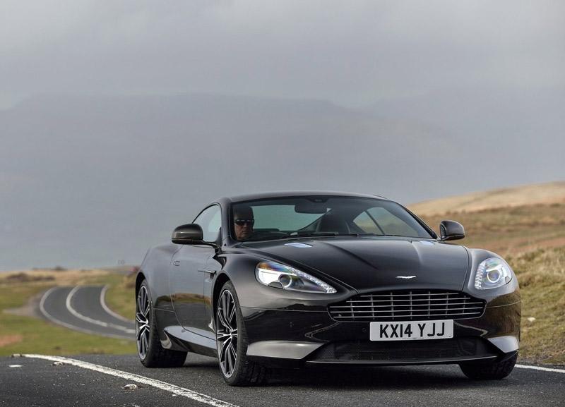 Aston Martin DB9 Carbon Edition 1