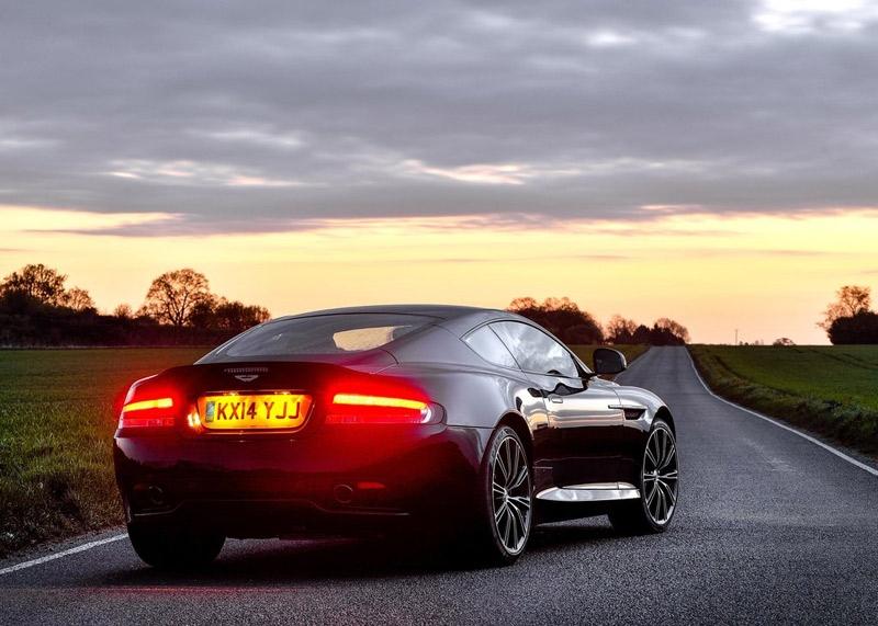 Aston Martin DB9 Carbon Edition 2