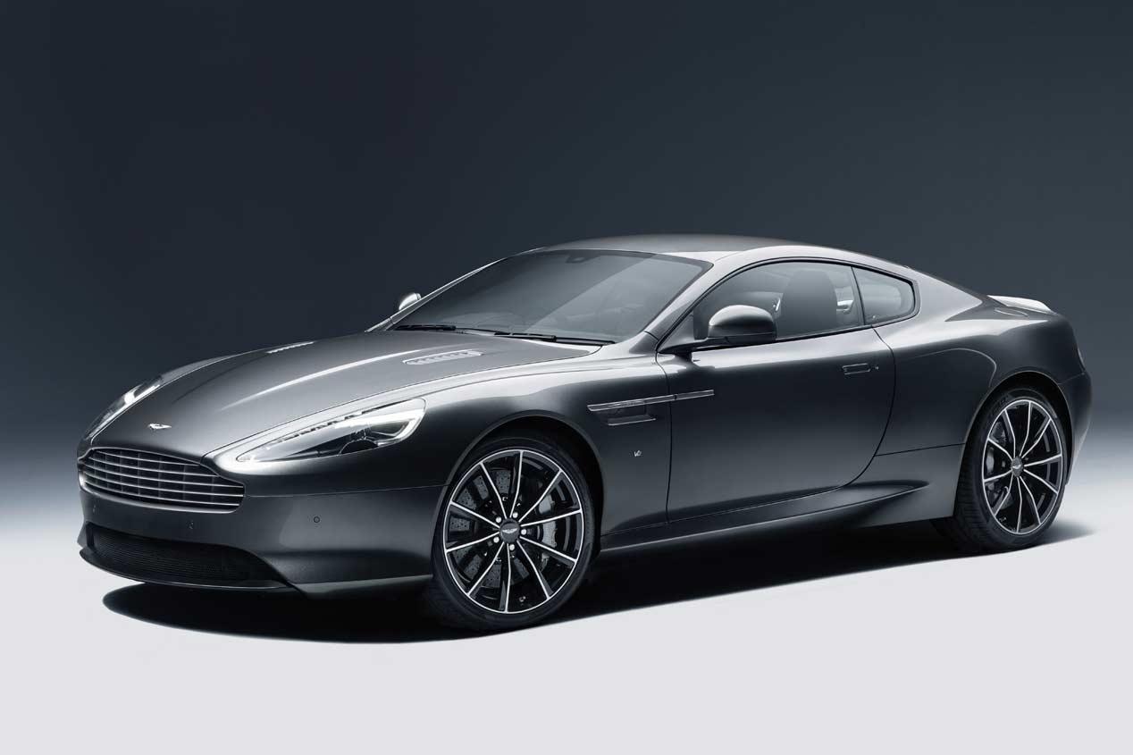 Aston Martin DB9 GT 1