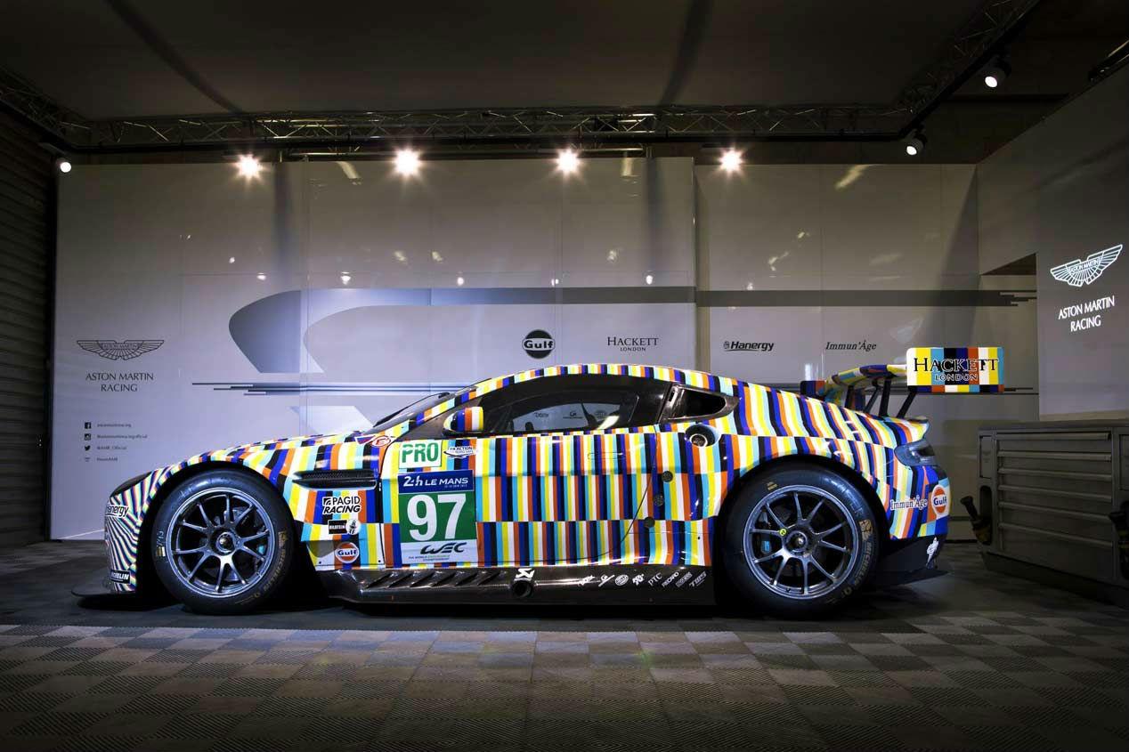 Aston Martin Vantage GTE Rehberger