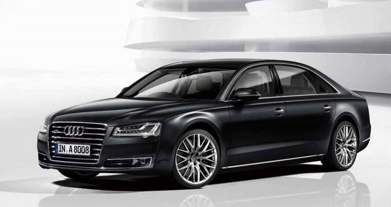 Audi A8 L Chaffeur Special Edition: por si no te sentías suficientemente distinguido