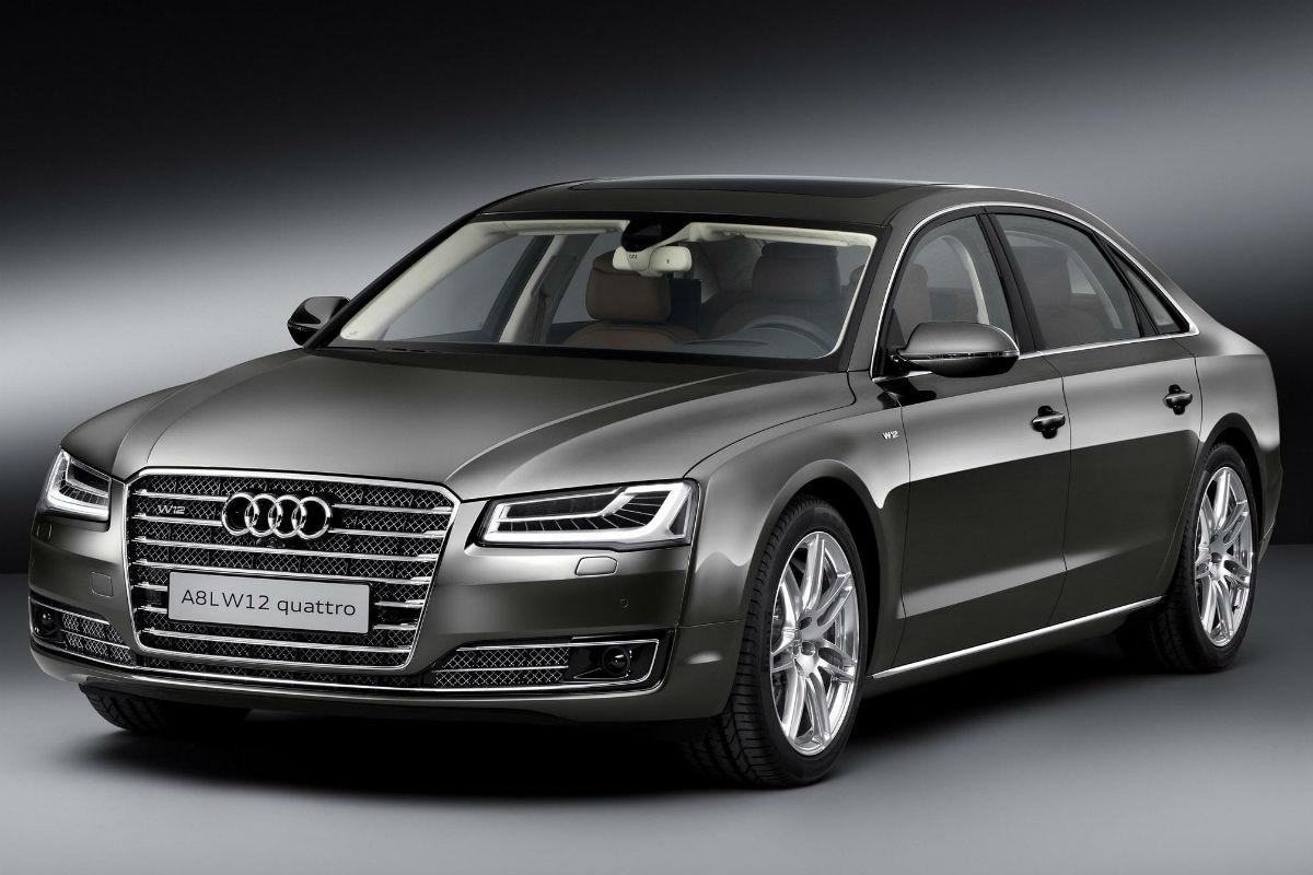 Audi A8 L W12 Exclusive 1