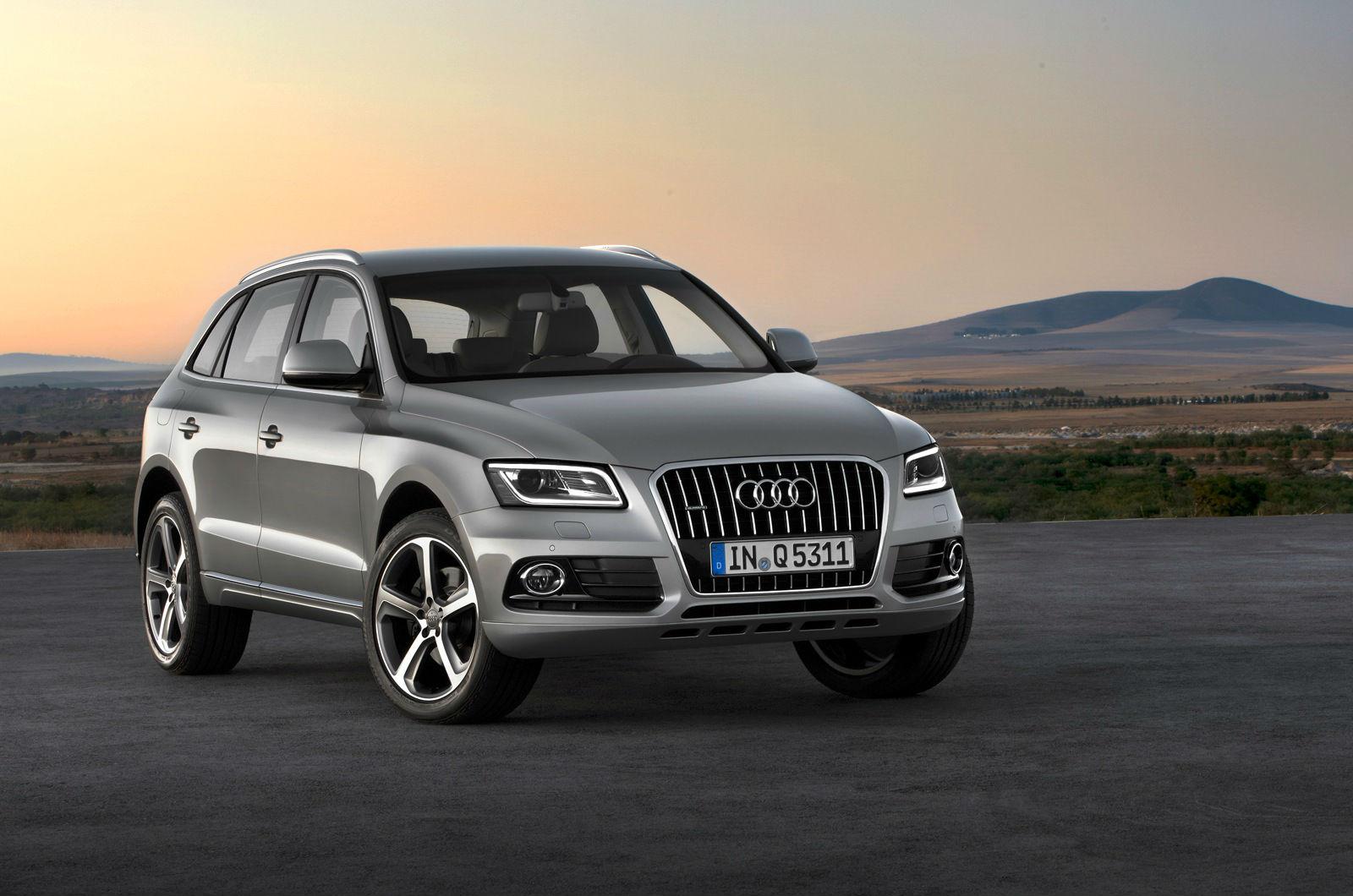 Audi Q5 Ultra 2