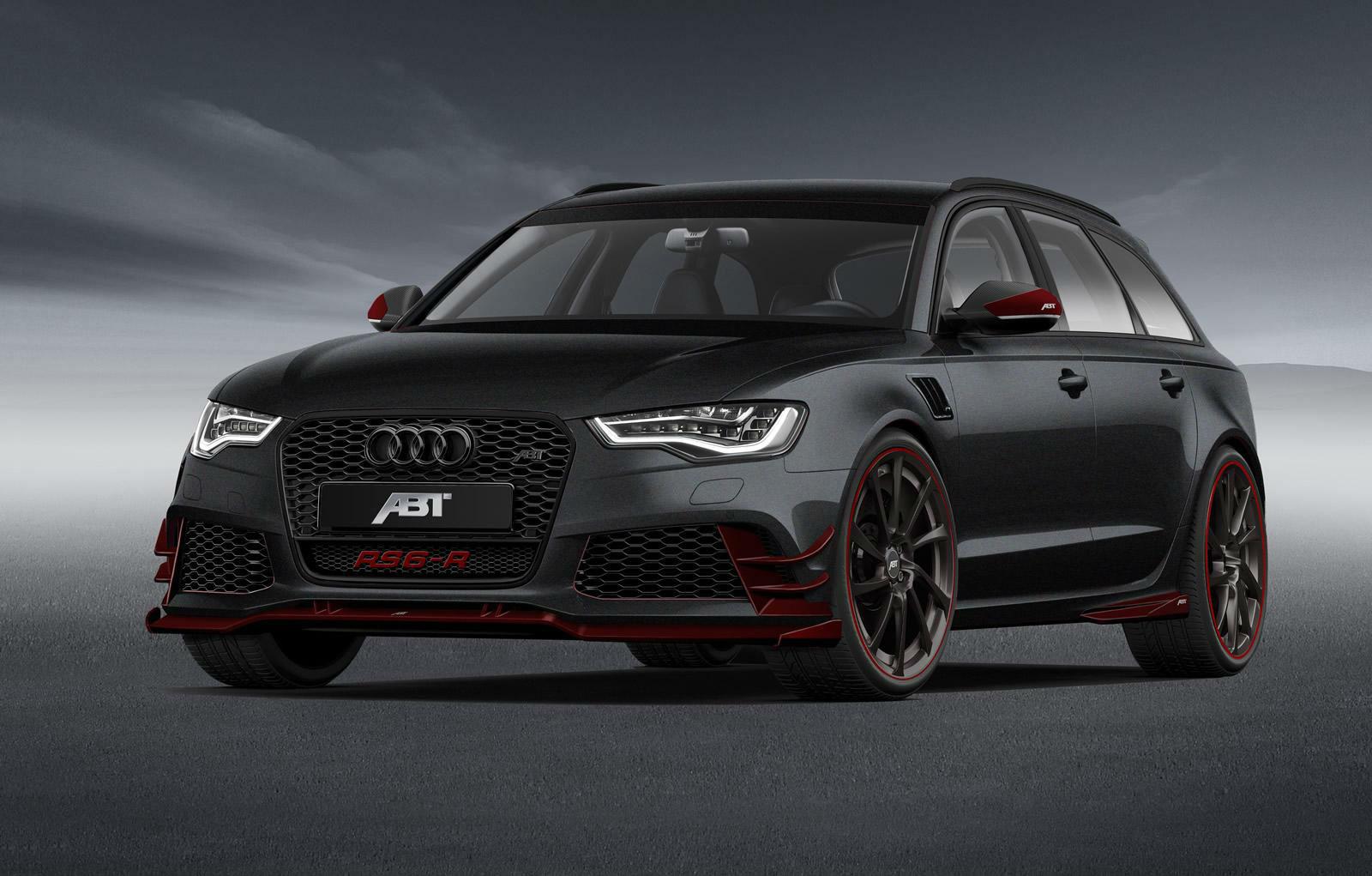 Audi RS6 Avant ABT 2