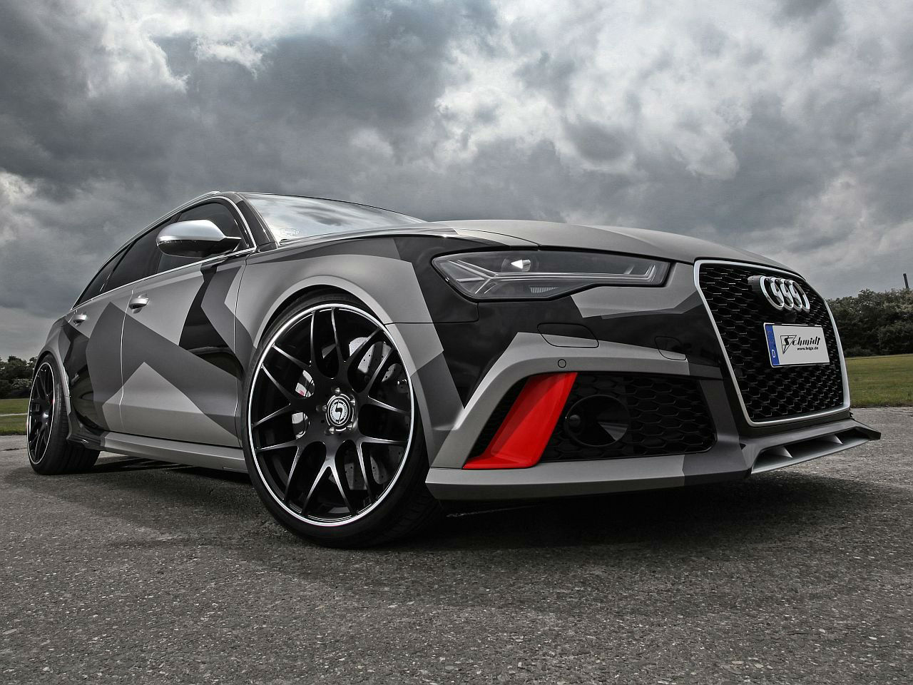 Audi RS6 Avant: papá rabioso