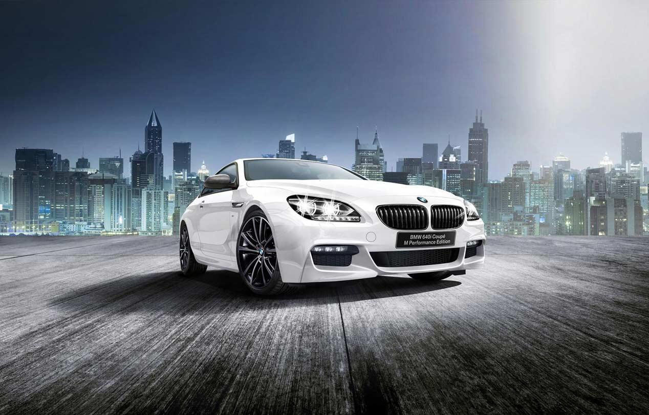 BMW 640i Coupé M Performance Edition 1