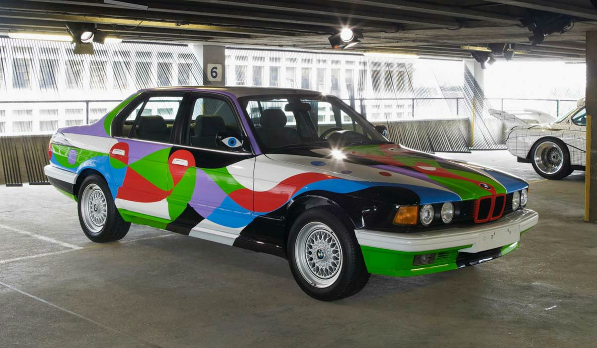BMW 730i Cesar Manrique