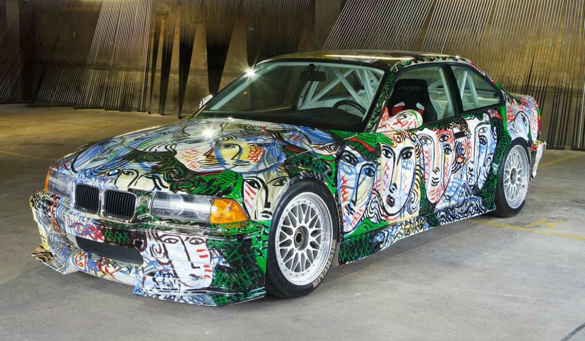 BMW Art Cars: ¿quién dijo que los alemanes son serios?