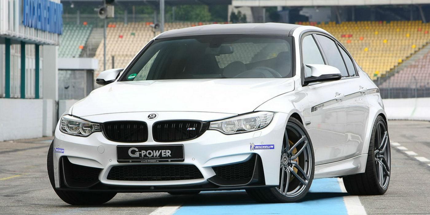 BMW M4 G-Power 1