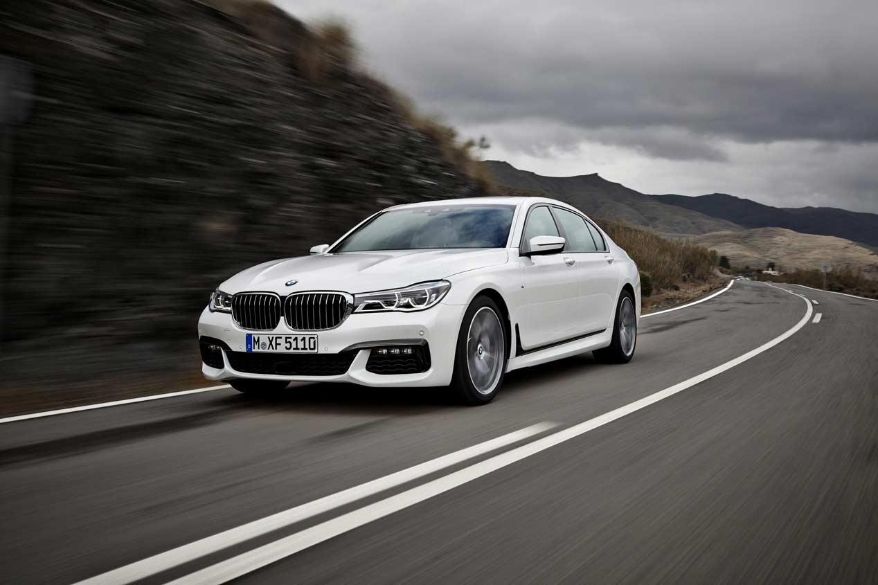 BMW Serie 7 M 1