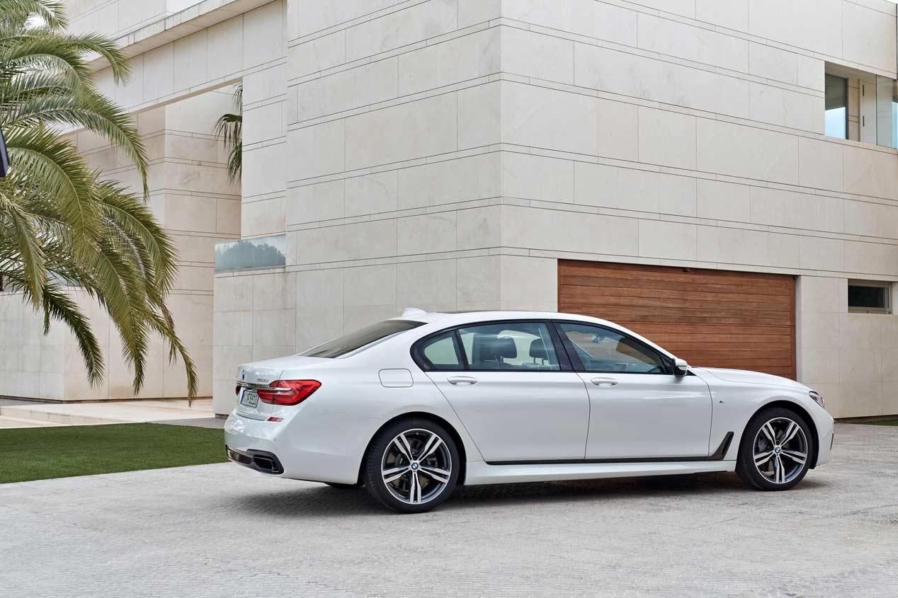 BMW Serie 7 M 2