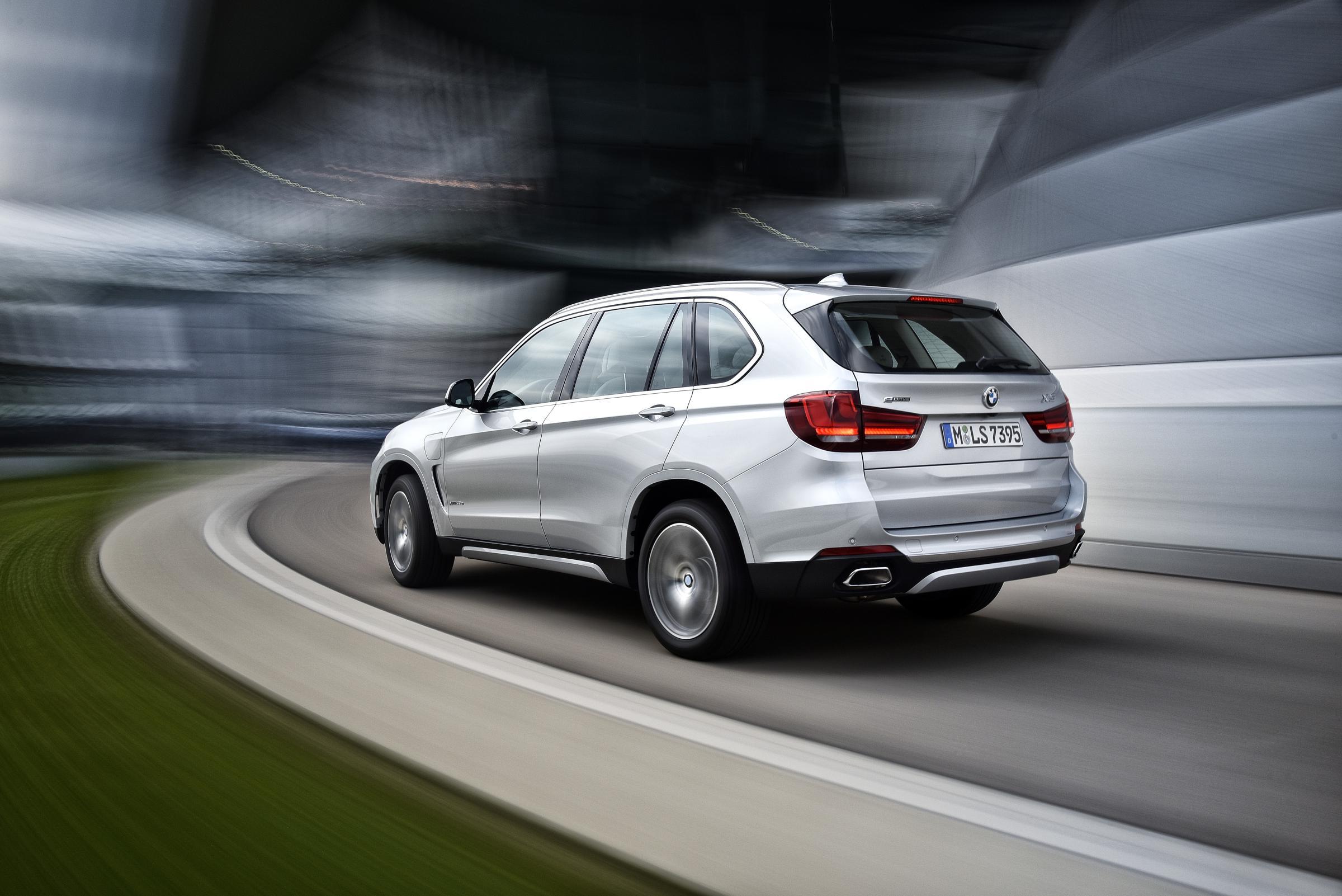 BMW X5 hibrido 2