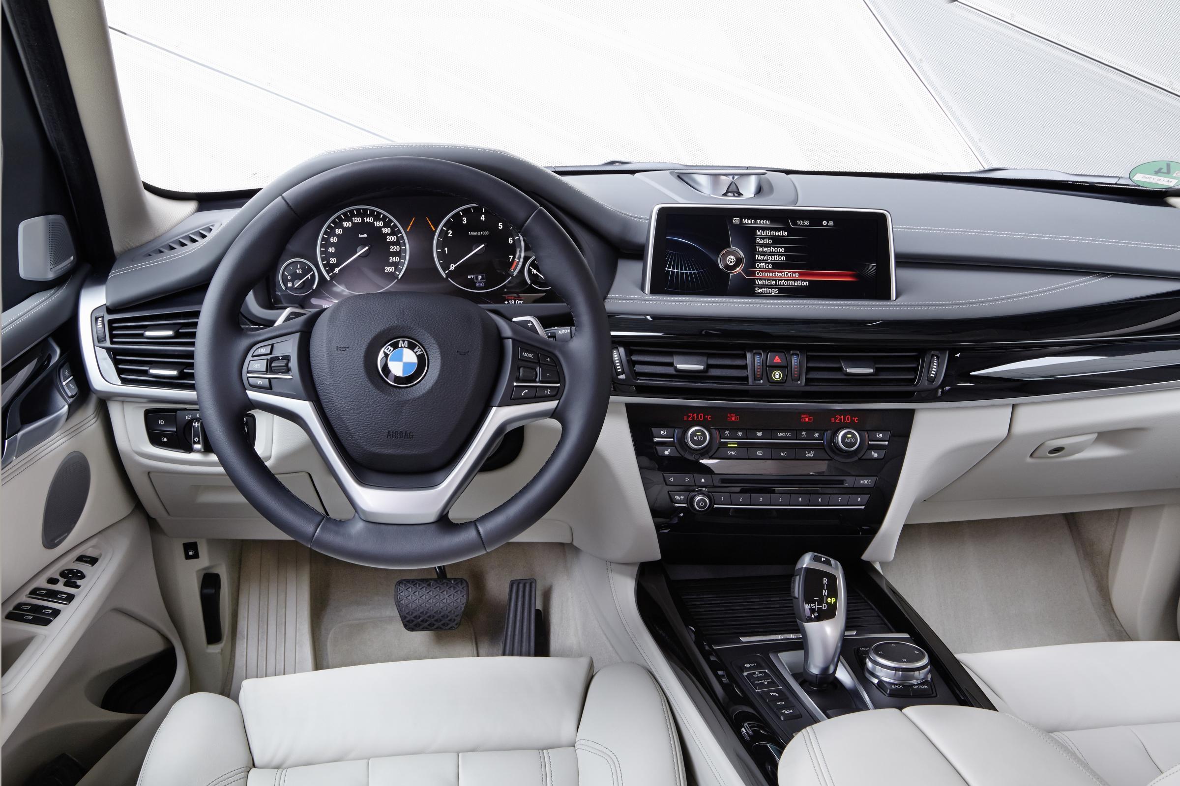BMW X5 hibrido 3