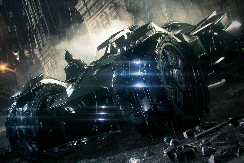Batmóvil: 2 nuevas versiones para hacer el bien… a lo bestia