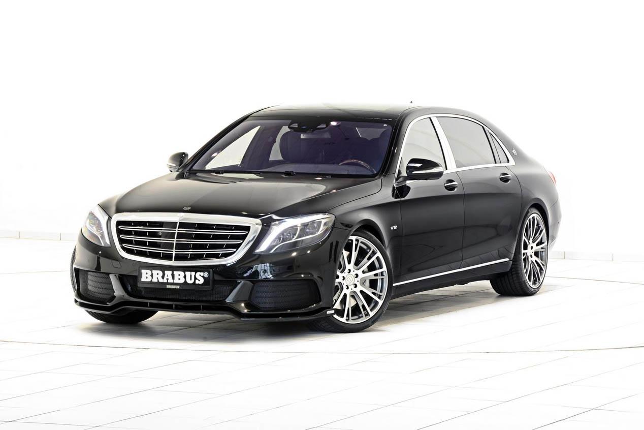 Brabus, Mercedes y Maybach: porque las preparaciones también pueden ser elegantes
