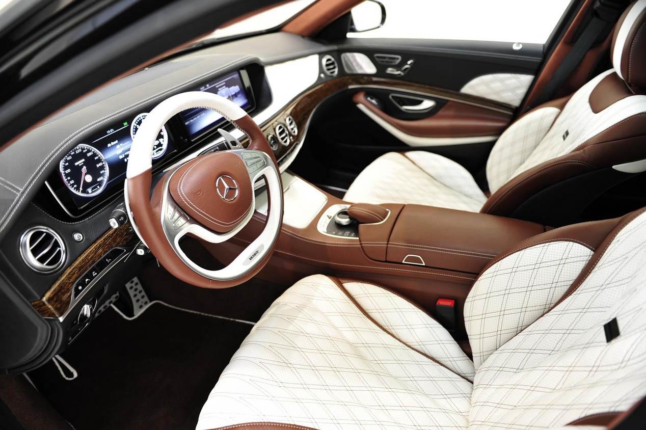 Brabus Mercedes-Maybach S600 2