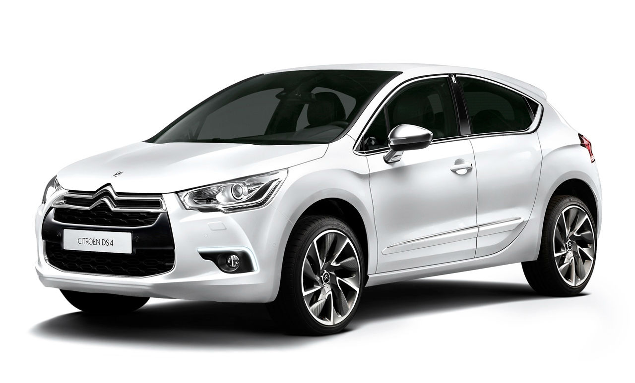 Citroën DS4 Pure Pearl