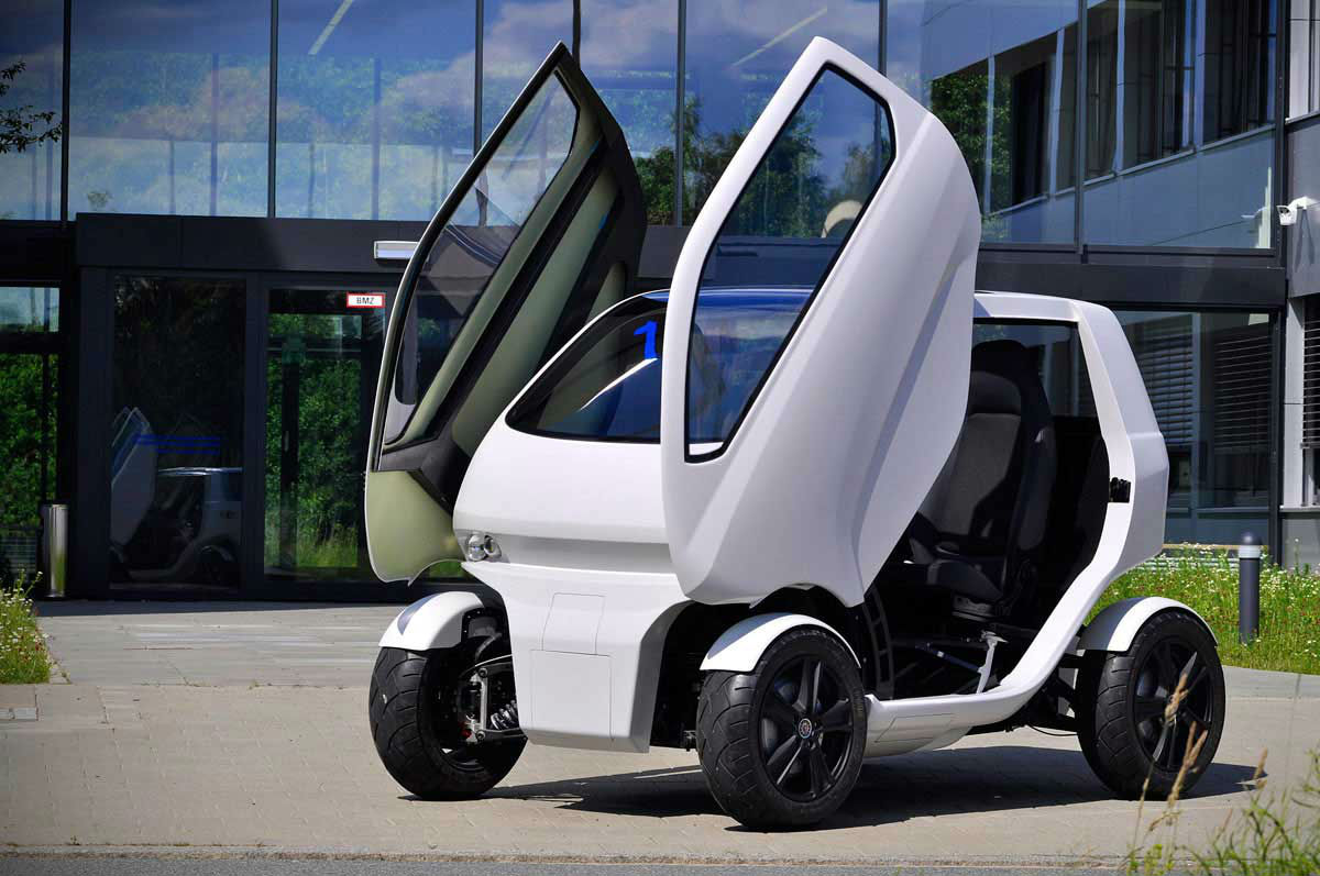 EO Smart Conneting Car 1