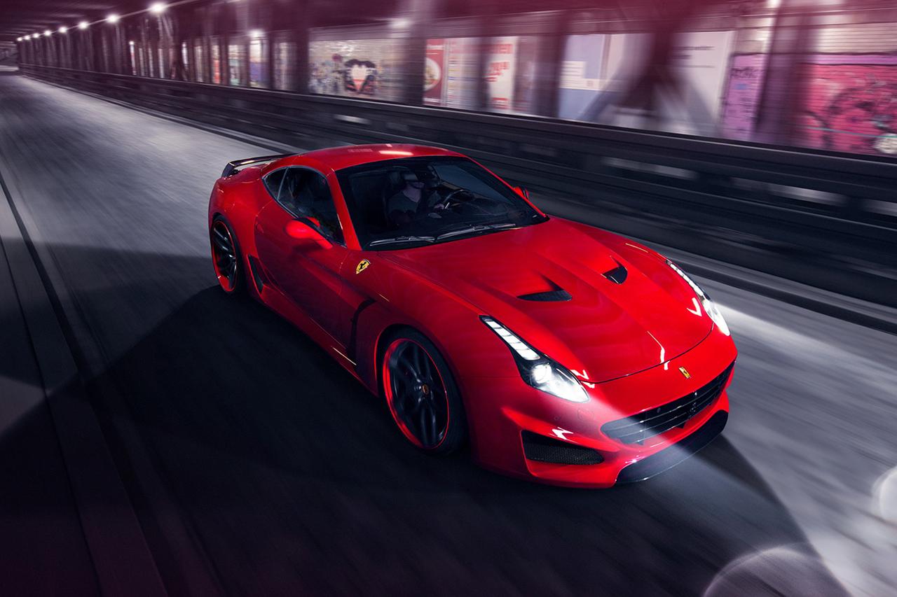 Ferrari California T Novitec Rosso N Largo 1