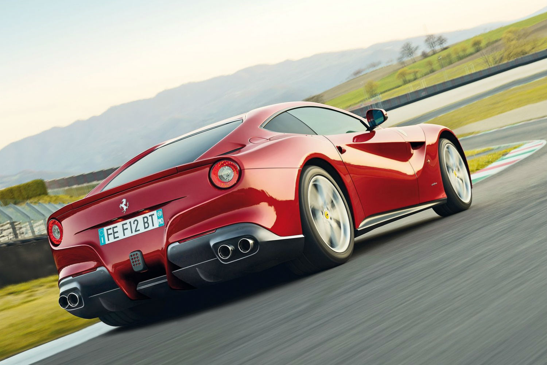 Ferrari F12 Berlinetta 1