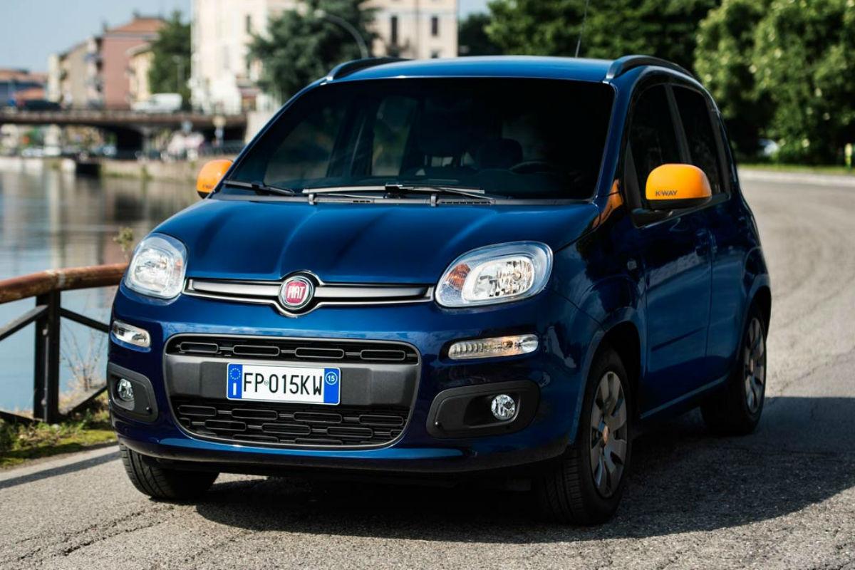 Fiat Panda K Way 4