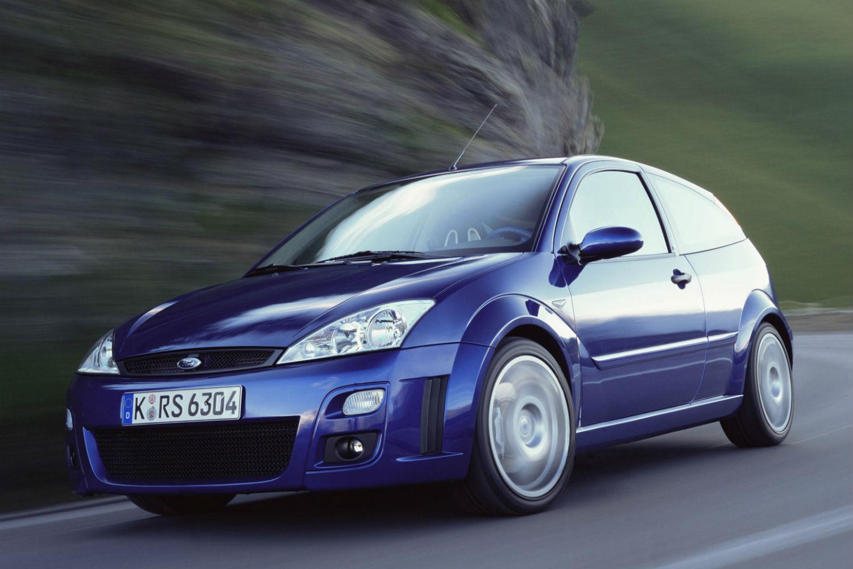 Ford Focus RS primera generacion 1