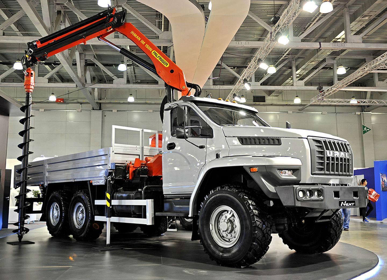 GAZ Ural Next 2