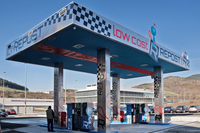 Los carburantes 'low cost' aumentan el consumo