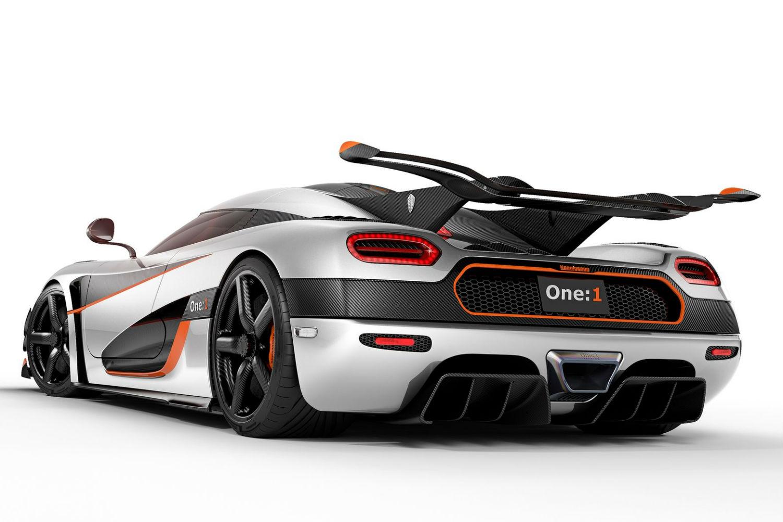 Koenigsegg One 2