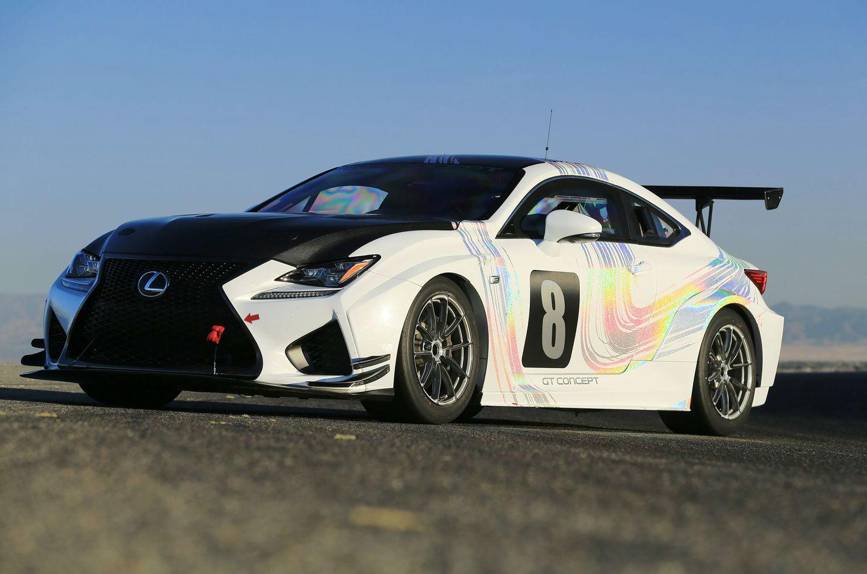 Lexus RC F Concept